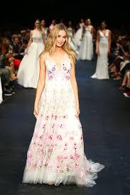 custom wedding dress victoria u0027s secret model bridget malcolm on opting for a custom