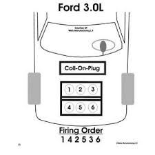 3 0 fusion firing order 100 images 1989 ford taurus gl wiring