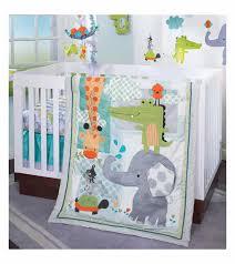 Teal Crib Bedding Sets Lambs U0026 Ivy Yoo Hoo 4 Piece Crib Bedding Set