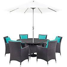 8 Piece Patio Dining Set Home U003e Outdoor Living U003e Outdoor Furniture U003e Patio Dining Sets