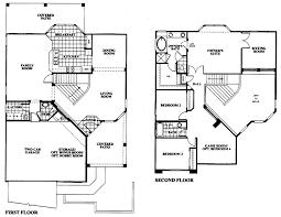 3 story floor plans tangerine terrace floor plan plan 804
