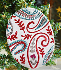make your own ornament inspiration miss celebration