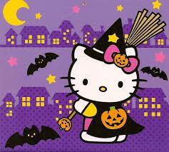 cute halloween background images free hello kitty halloween wallpaper wallpapersafari