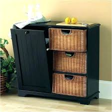 trash can cabinet lowes kitchen trash can cabinet kitchen trash can kitchen cabinet trash