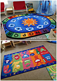 Kid Rug Children Area Rug Addiction Boys Aquarium Blue Bedroom With