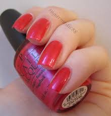 the polished medic opi all rose lead to rome