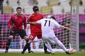 Paralympics Blind Football Draw Made For 2015 Ibsa Blind Football European Championships