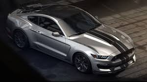 2016 ford mustang 2016 shelby gt350 top performance ford mustang charges out