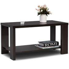 wood coffee table with storage coffee table with storage ebay