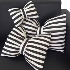 rectangular striped decorative cushions ebay