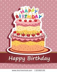 birthday cake and wish card image inspiration of cake and
