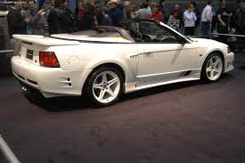 mustang 2000 saleen 2000 saleen mustang s281 cars saleen mustang ford