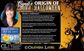 The Origins Of Halloween by Cyndi U0027s Corner Cyndi Lesinski And Associates