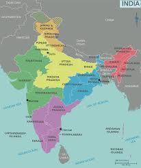 Map Of India And Pakistan by Physical Features Of India U2022 Mapsof Net
