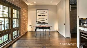 modern townhouse with loft design new york city design hd youtube