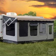 Best Way To Clean Rv Awning Want Amazon Com Carefree 291200 Vacation U0027r Screen