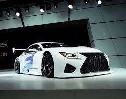 lexus cars 2015 lexus rc f gt3 concept photos 2015 detroit auto show