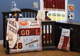 Sports Themed Crib Bedding Sports Themed Nursery Bedding Thenurseries