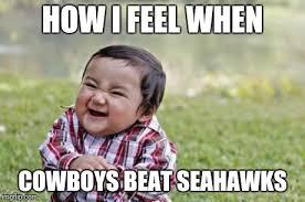 Seahawks Memes - evil toddler meme imgflip