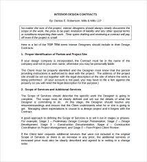 presentation design services agreement template 8 best graphic