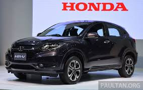 mobil honda 2015 honda hrv military conversion on behance