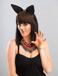 Simple Cat Makeup For Halloween by How To Make A Cat Face Out Of Makeup Mugeek Vidalondon