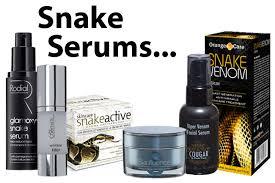 Serum Ular 3 perawatan kecantikan dengan ular ngeri tapi berkhasiat miignon
