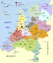 North Europe Map by Download Belgium And Holland Map Major Tourist Attractions Maps