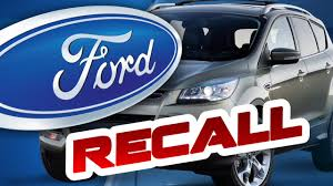 Ford Escape Recall - ford recalls more than 800k vehicles to fix faulty door latches