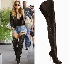 womens flat biker boots women motorcycle thigh high boots black leather