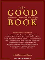 good book writers reflect favorite bible passages