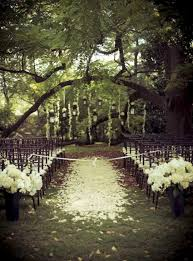 Garden Wedding Ceremony Ideas Outdoor Wedding Ceremony Ideas Oosile