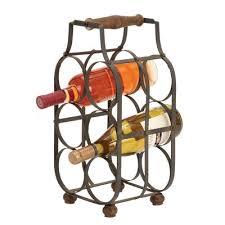 kist 12 bottle tabletop wine rack u0026 reviews birch lane