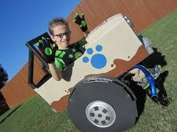 Truck Driver Halloween Costume Texas Mother Creates Halloween Wheelchair Costumes Empower Kids