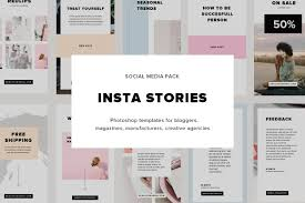 20 brilliant instagram story templates for brands u0026 bloggers