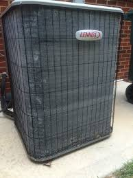 lennox 4 ton 14 seer air conditioner ac gallery air