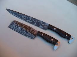 damascus steel kitchen knives 36 best handmade damascus steel knives axes images on