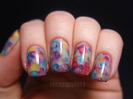 watercolor nails chalkboard nails nail art blog and nail nail