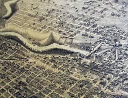 Spokane Map Peaceful Valley Spokane Historylink Org