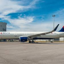 high flying fashion uniforms unveiled in exclusive event delta
