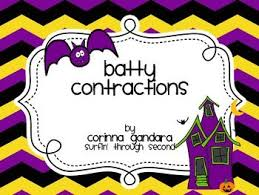 15 best free contractions printables u0026 activities images on