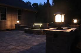 Best Solar Landscape Lights Reviews by Outdoor Patio Lights For Romantic Night Amazing Home Decor