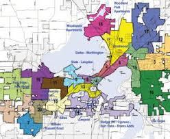 map of oregon wi neighborhood resource teams mayor s office city of