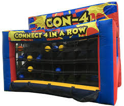 carnival party rentals connect 4 in a row carnival kids party rentals