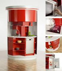 Kitchen With Red Appliances - space saving ideas for small kitchens 1566 baytownkitchen
