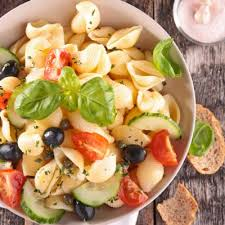pasta salad with mayo appetizers the perfect no mayo pasta salad recipe recipe4living