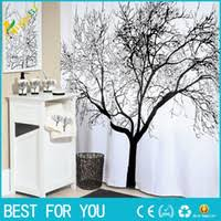 Shower Curtain With Tree Design Cheap Shower Curtains Tree Designs Free Shipping Shower Curtains