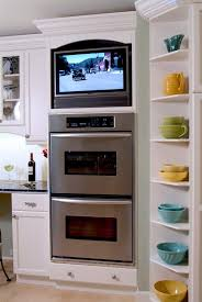tv in kitchen ideas best 25 tv in kitchen ideas on wine cooler fridge