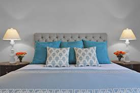 Gray And Blue Bedroom by Blue Bedroom Decorating Tips And Photos