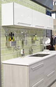 kitchen style kitchen glass tile backsplash wooden bar stools